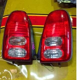 JDM Daihatsu Mira L700s Licca Tail Lamp