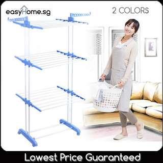 🚚 3 Layer Clothes Hanger TM0035