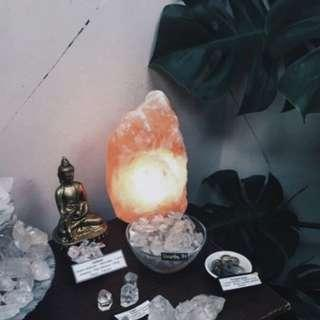 🚚 Authentic Himalayan Salt Crystal Lamps | with delivery
