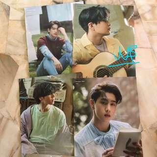 GOT7 : Present You (Single poster)
