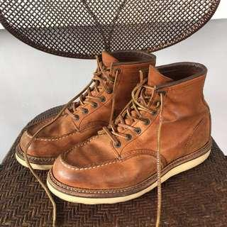 Authentic Red wing 1907