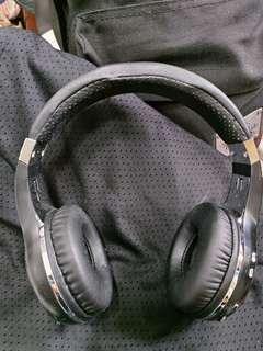 🚚 Bluedio H+ turbine  耳罩式重低音藍芽耳機