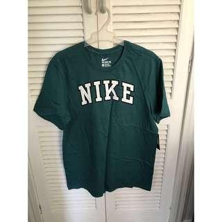 Green Nike T-Shirt