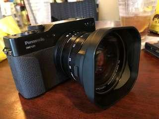 Panasonic DMC LC1 Leica lens