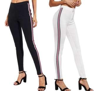Stretchable Slim Pants #my1010