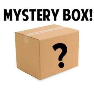 Mystery Box?!?!