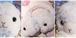 【Amuse】草泥馬耳罩 baby alpacasso earmuffs