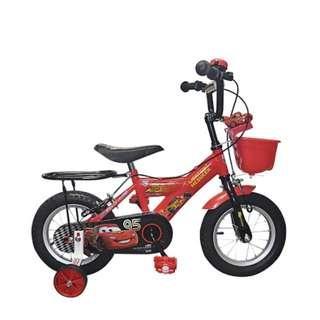"""Cars 14""""充氣輪胎單車"""