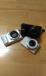 🚚 教學用的樣品相機Sony Samsung Lumix