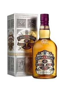 Chivas Regal 12yr Old 1 Litre