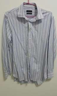 🚚 ZARA長袖襯衫