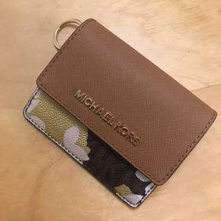 代購現貨 發誓真品 Michael Kors 卡夾 鑰匙包 零錢包