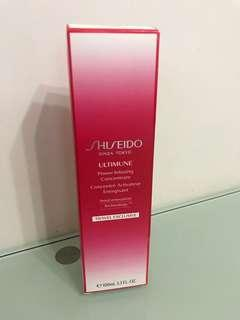 Shiseido Ultimune Power Infusing Concentrate最新100ml
