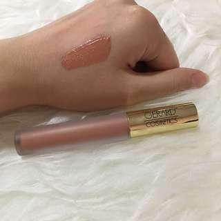 Gerard cosmetics hydra liquid matte lipstick - aphrodite nude