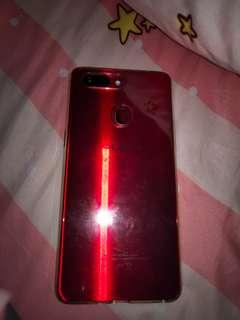 Wts oppo r15 red