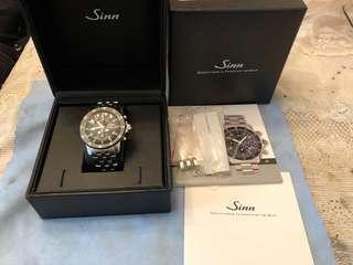 瑞士Sinn 103 st 航空計時自動手錶