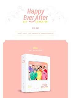[PRE-ORDER] BTS 4th Muster - Happy Ever After Blu-ray Disk (+Free Gifts)