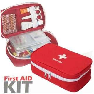 First Aid kit Emergency Pouch Large