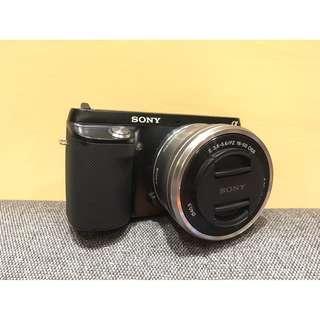 數位單眼相機 SONY NEX-F3 黑色【免運,加碼贈送 16g 記憶卡】