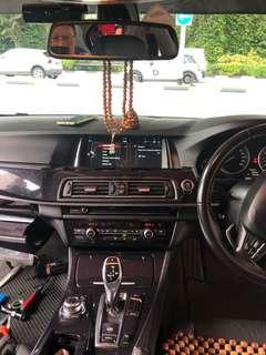 "BMW 10.25""  Android system"