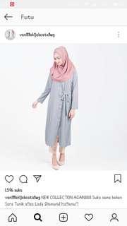 Irina Tunik by vanilla hijab