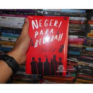 Buku Novel Negeri Para Bedebah  By Tere Liye cover baru