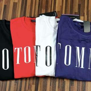 Tommy Sweater - 4 Colours