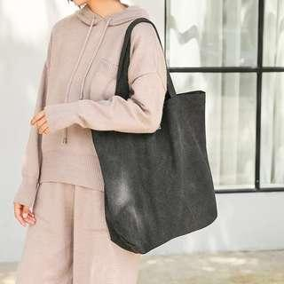 SOLD OUT *** Canvas Tote bag - new stocks, last pcs left. .Go plastic free, save the earth!