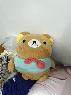 🚚 電暖器小熊
