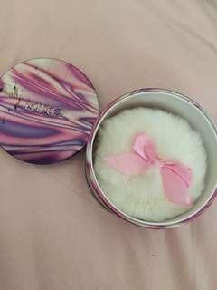 KIKO Shimmer Powder - sparkle coral