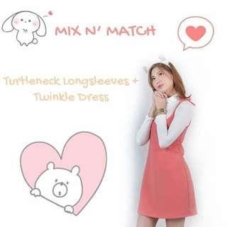 🌺 Twinkle Dress