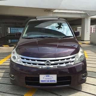 Car Rental Paya Lebar MRT
