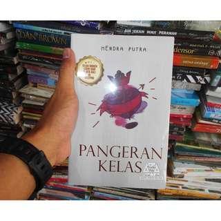 Buku Novel Pangeran Kelas By Hendra Putra - wattpad