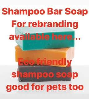 Eco Friendly Organic Shampoo Bar Soap