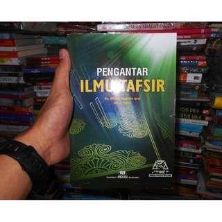 Original Buku Pengantar Ilmu Tafsir By Drs. Mashuri Sirojuddin Iqbal