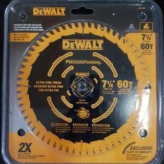 Circular Saw Blade Dewalt Bosch Makita