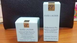 Estee Lauder Deluxe Samples Duo