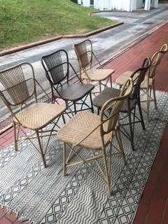 Dining chairs. Beautiful