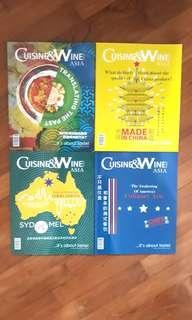 CUISINE & WINE  ASIA 2018 ISSUES