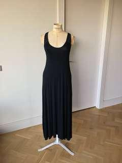 Size Small Mink Pink maxi dress