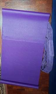 Yoga Mat with string Bag