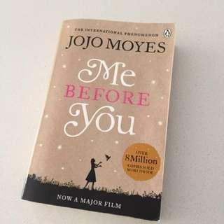 Me Before You - by Jojo Moyes