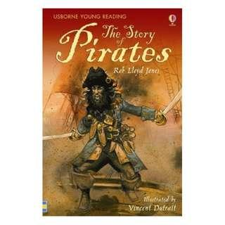 (Brand New) The Story of Pirates  [Young Reading Series Three] (Purple)    By: Rob Lloyd Jones