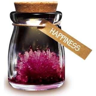 🌟自製Happiness夜光水晶擺設 #crystal #handmade手作