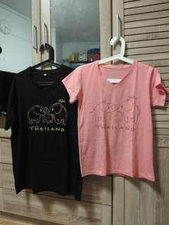 Phuket Couples Tshirt (XL & S)