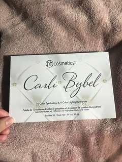 BH cosmetics Carli Bybel original Eyeshadow palette