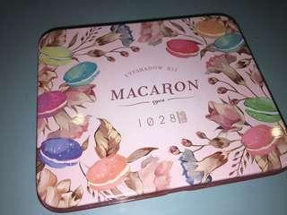 🚚 1028 馬卡龍眼妝盒