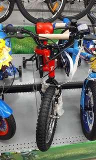Sepeda Anak (Bisa Kredit Tanpa DP)