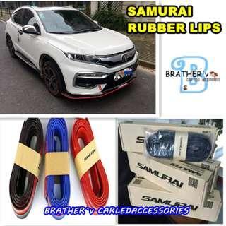 (9) Samurai Rubber Lip Universal
