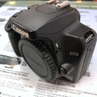 Canon EOS 1000D (Body Only) (FIXED PRICE)
